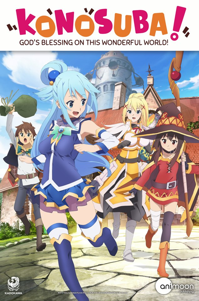 KonoSuba - Visual