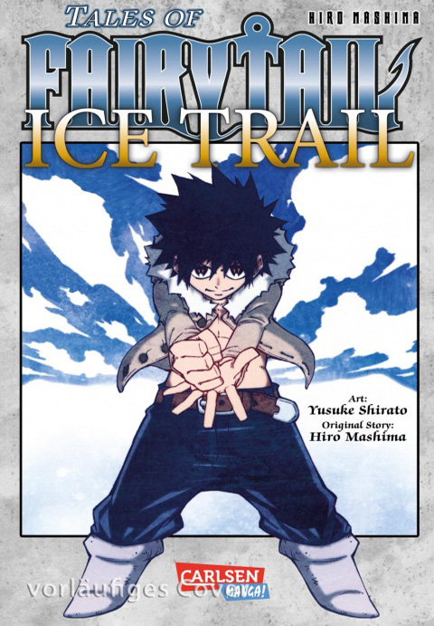 Tales of Fairy Tail - Ice Trail
