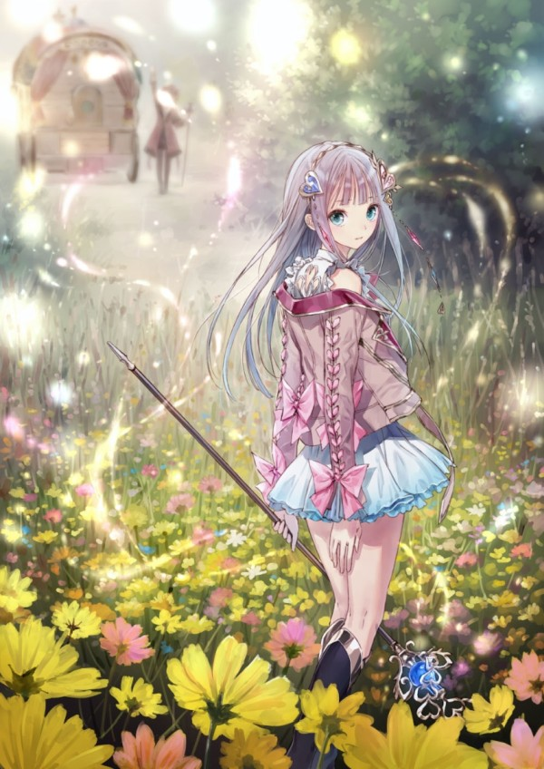 Atelier Lulua: The Scion of Arland - Visual