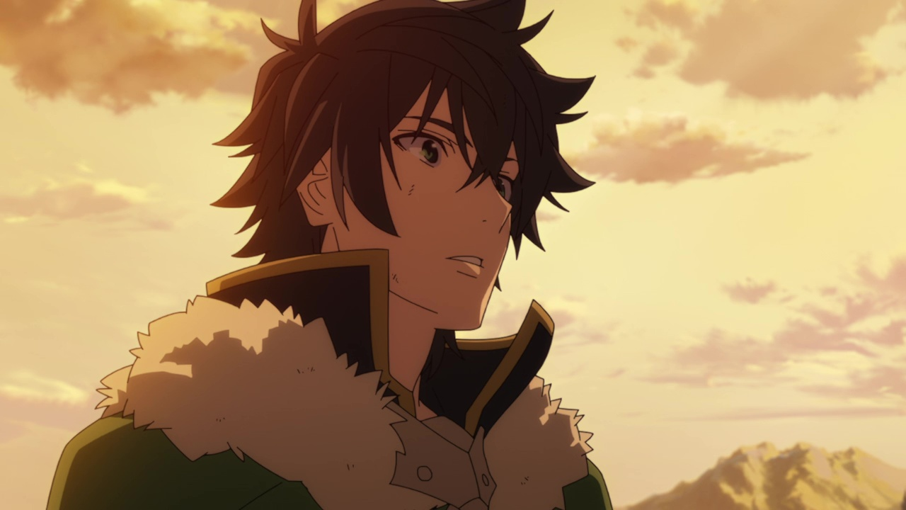Naofumi Iwatani aus »The Rising of the Shield Hero«