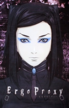 Ergo Proxy - Cover