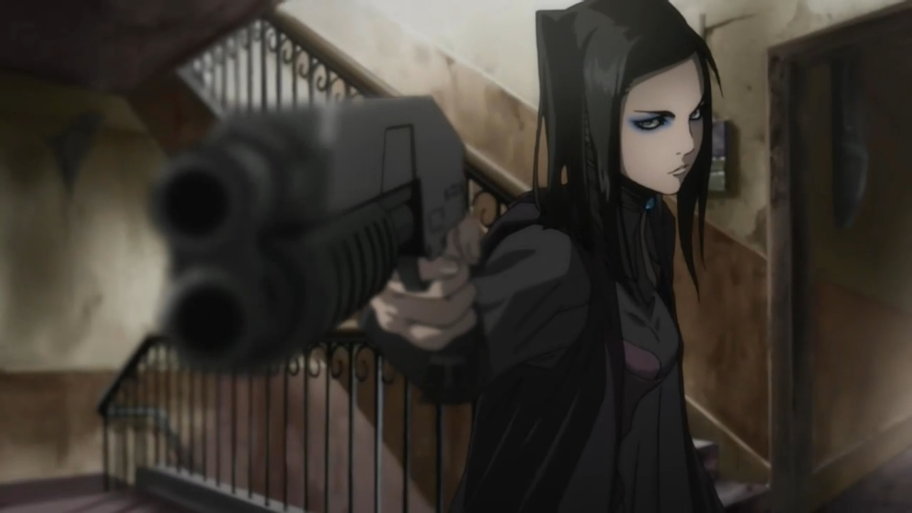 Ergo Proxy - Re-I Mayer