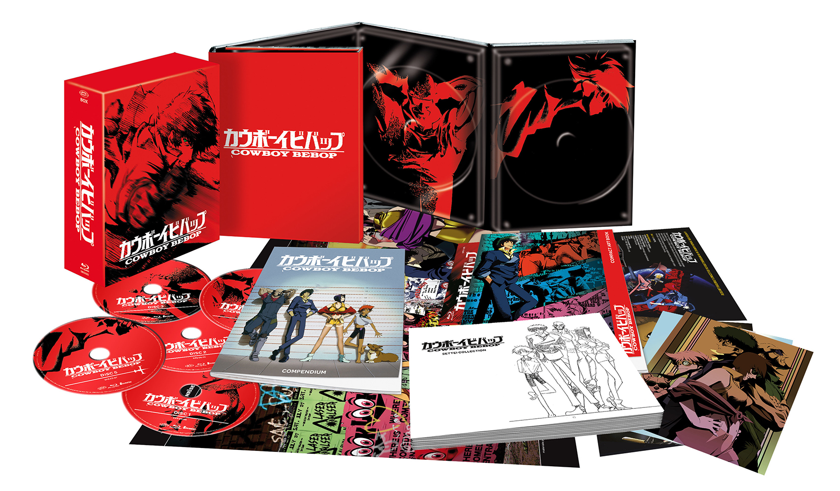 Cowboy Bebop Collector's Edition