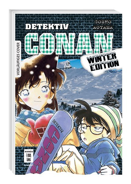 Detektiv Conan – Winter Edition