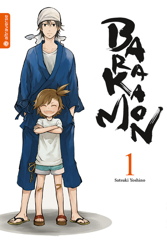Barakamon - Band 1