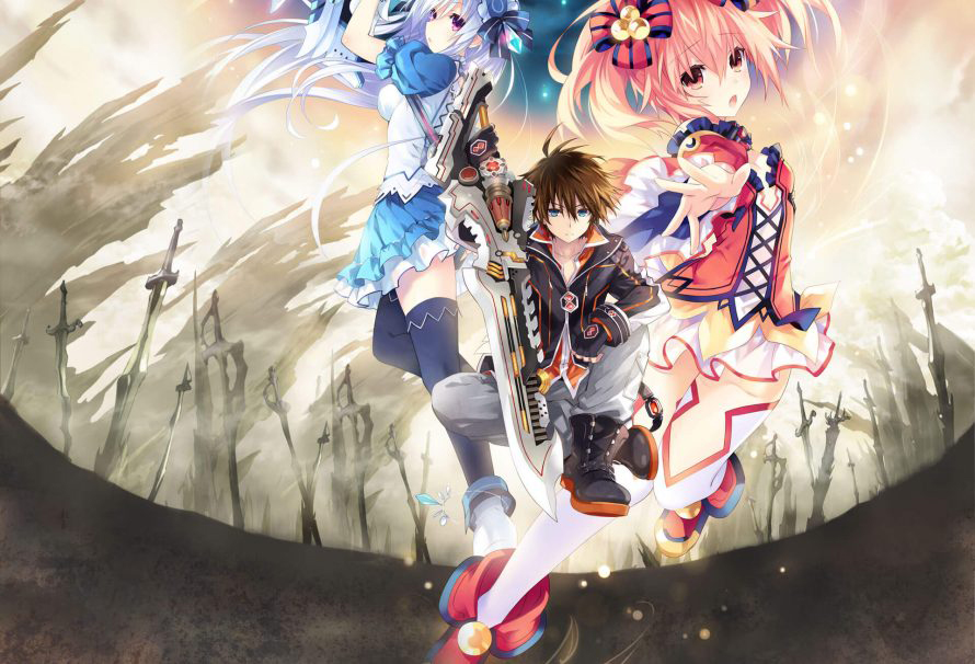 Fairy Fencer F Advent Dark Force - Visual
