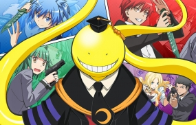Assassination Classroom endet in 5 Kapiteln