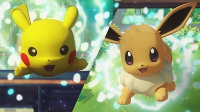 »Pokémon: Let's Go, Pikachu!« und »Pokémon: Let's Go, Evoli!« angekündigt