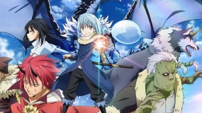 »That Time I Got Reincarnated as a Slime« - Anime für Herbst angekündigt