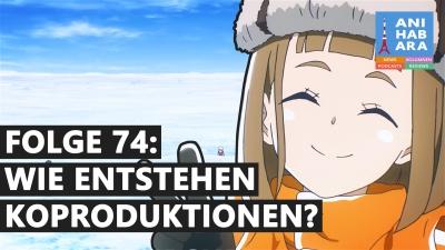 Shortcuts - Episode 74: Crunchyroll x Anime - Wie entstehen Koproduktionen? (Connichi-Couch 2018)