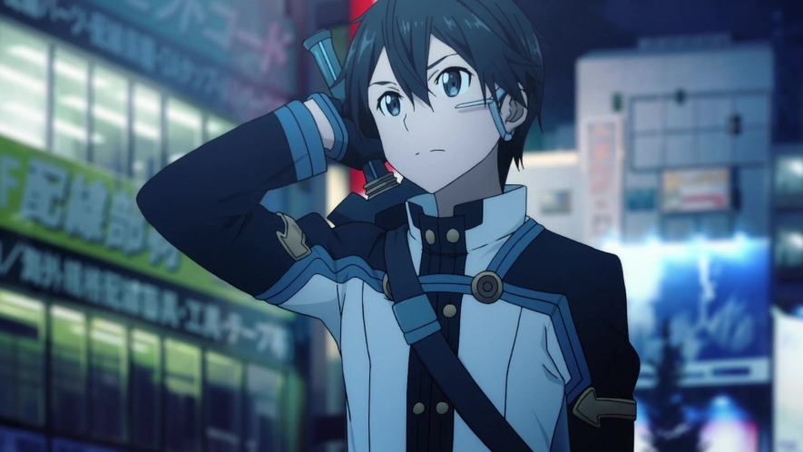 Ersteindruck - Sword Art Online: Ordinal Scale
