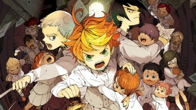»The Promised Neverland« - Shōnen-Manga über 3 Waisen endet am 15. Juni