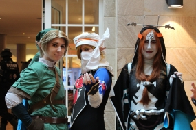 On Tour: Das sind die Cosplayer der Connichi 2016