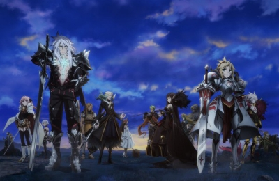 A-1 Pictures arbeitet an Anime zu Fate/Apocrypha
