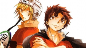 Rugby-Anime All Out!! startklar im Herbst