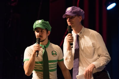 On Tour: Cosplay-Bilderstrecke (CosDay 2017)