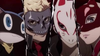 »Persona 5« kehrt 2018 als Anime zurück