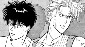 Ersteindruck - »Banana Fish« – Crime Time in New York