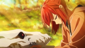 The Ancient Magus' Bride: Anime startet im Oktober mit Simulcast