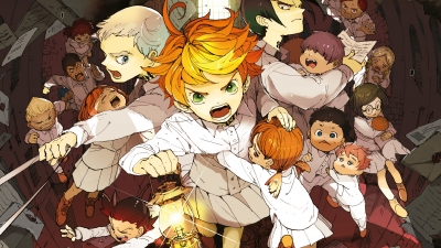 Wakanim zeigt »The Promised Neverland« ab Januar im Simulcast