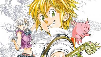 »The Seven Deadly Sins« - Shōnen-Manga erscheint am 25. März zum letzten Mal