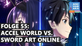Shortcuts - Episode 55: Accel World vs. Sword Art Online