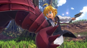 Bandai Namco stellt »The Seven Deadly Sins: Knights of Britannia« in Aussicht