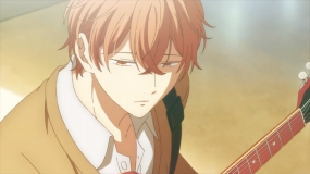 »Given« - Boys-Love-Anime startet am 11. Juli bei Noitamina