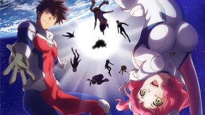 »Astra Lost in Space« - Anime zum Space-Manga von Kenta Shinohara angekündigt