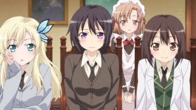 Animoon lizenziert »Haganai: I Don't Have Many Friends«