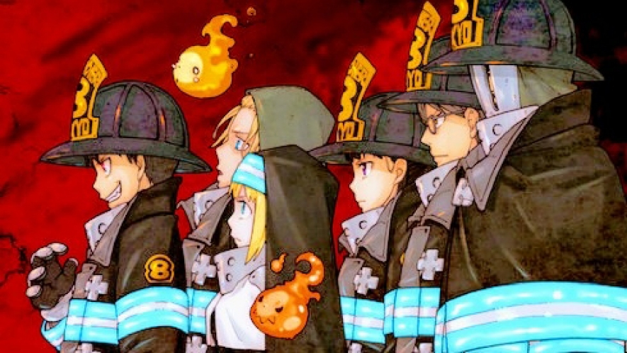 »Fire Force« - David Production animiert Anime zu Atsushi Ohkubos Battle-Manga