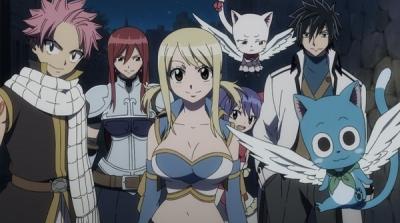 »Fairy Tail« - Abschließende Anime-Staffel startet 2018