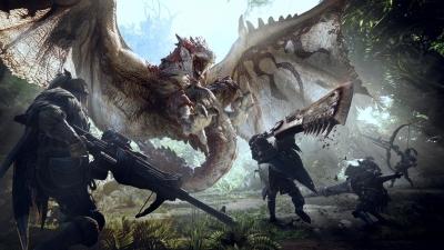 »Monster Hunter: World« für PS4, Xbox One und PC enthüllt