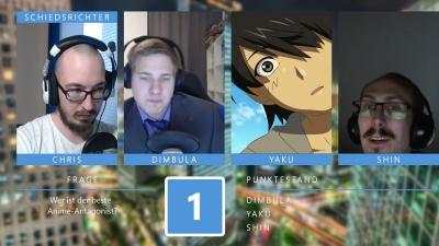 Anime Fights - Runde 1: Schlagabtausch (mit Shin von Jimoku.de)