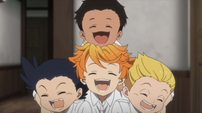»The Promised Neverland« - Zwölfte Episode kündigt zweite Staffel an