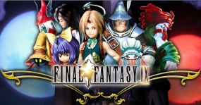 Final Fantasy IX ab sofort auf Steam