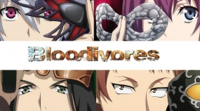 China-Manga Bloodivores wird animiert