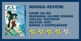 Manga-Review: Ga-Rei