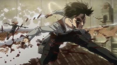 »Attack on Titan The Final Season« - Staffel 4 feiert im Herbst 2020 Premiere