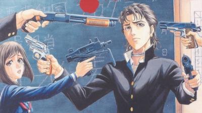 Manga-Corner: Was hat es mit Battle Royale auf sich