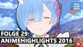 Shortcuts - Episode 29: Animehighlights 2016