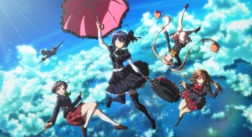 Neuer Anime-Film zu »Love, Chunibyo & Other Delusions!« in Arbeit