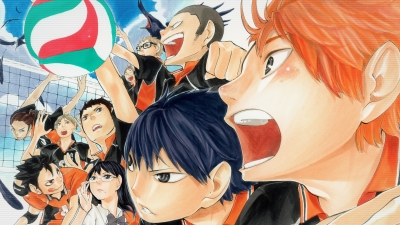 »Haikyu!!« - Beliebter Volleyball-Manga endet demnächst