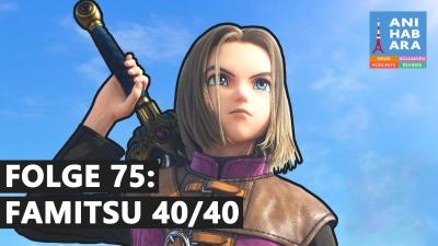 Shortcuts - Episode 75: Famitsu 40/40 (ink. TGS 2018 und House of Animanga)