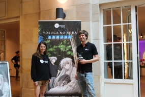 Interview - Animoon Publishing (Connichi 2016)