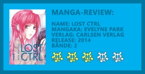 Manga-Review: Lost Ctrl