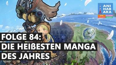 Shortcuts - Episode 84: Die heißesten Manga des Jahres (mit Mia & Speckolga)