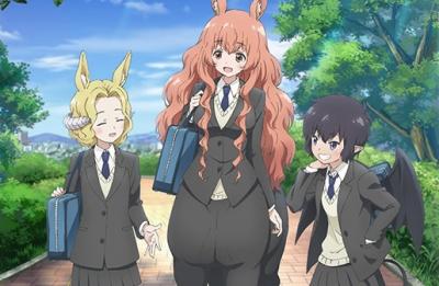 A Centaur's Life: Produktionsteam des Anime steht fest