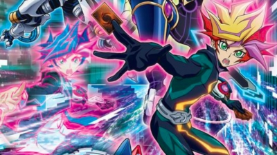 »The Reflection« & »Yu-Gi-Oh! VRAINS« starten bei Crunchyroll im Simulcast