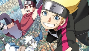 Boruto: Naruto Next Generations in Trailer vorgestellt